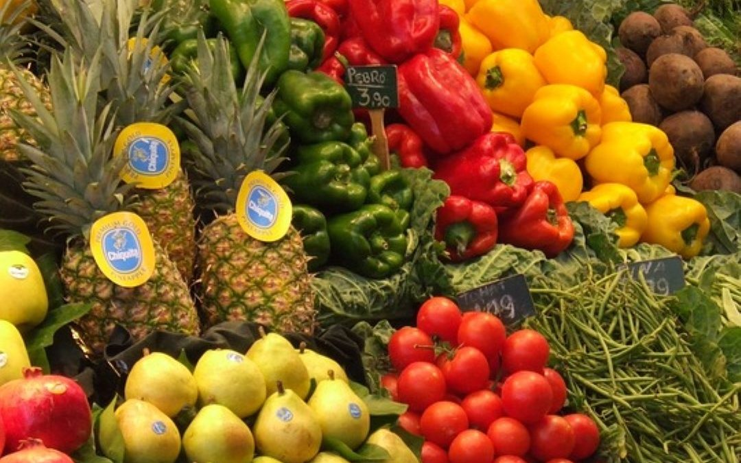FRUITS AND VEGETABLES HELP PREVENT DEPRESSION